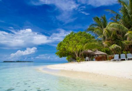 Фото пляжа Пляж острова Тинаду
