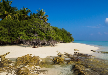 Фото пляжа Пляж острова Фехенду