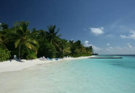 Фото пляжа Пляж острова Фулхадху