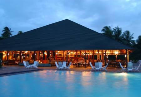 Фото ресторана Ресторан отеля Adaaran Select Meedhupparu