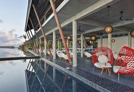 Фото ресторана Lounge Bar Kuramathi