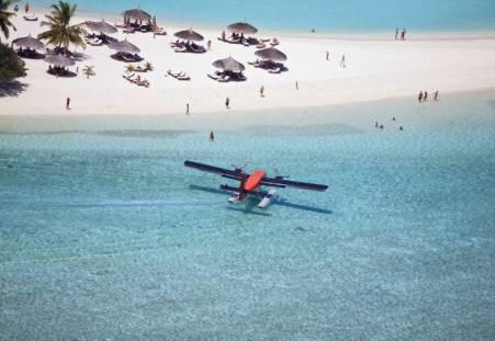 Фото пляжа Пляж острова Расмаадху