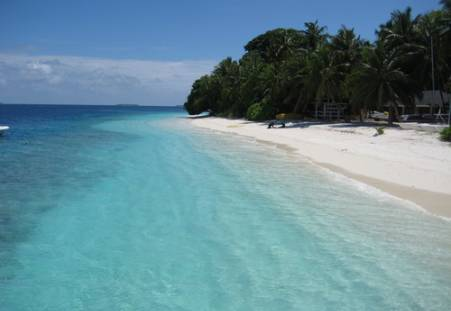 Фото пляжа Пляж острова Фонадхоо
