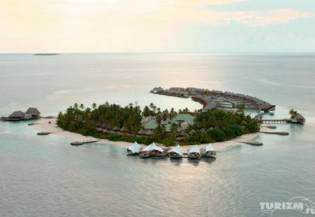 Фото отеля W Retreat & Spa-Maldives 5*