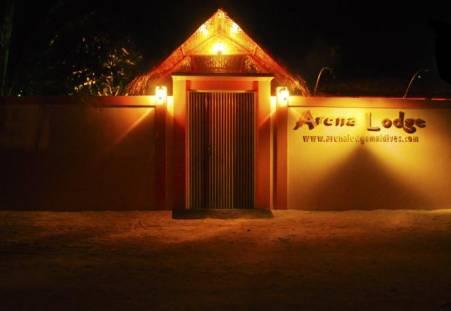 Фото отеля Arena Lodge Maldives  3*