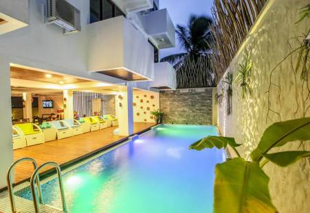 Фото отеля Beachwood Hotel and Spa at Maafushi 4*
