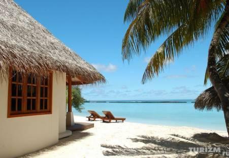 Фото отеля Sheraton Maldives Full Moon Resort & Spa 5*