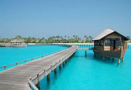 Фото отеля Hilton Maldives 5*