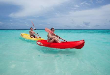 Фото отеля Madoogali The Maldives 4*
