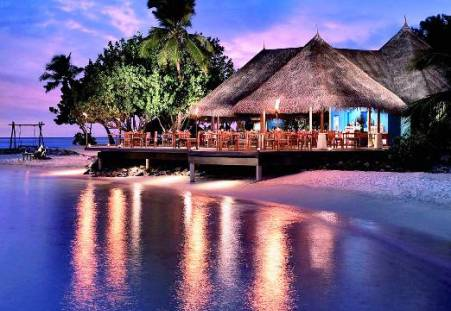 Фото отеля Four Seasons Resort At Kuda Huraa 5*