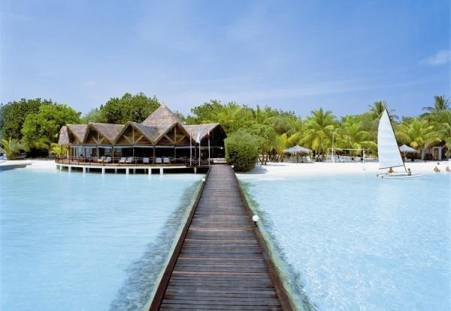 Фото отеля Gasfinolhu Island Resort 4*