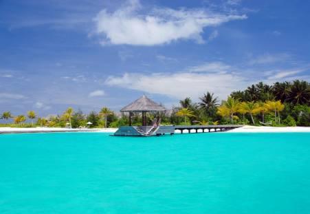 Фото отеля Naladhu Private Island Maldives 5*