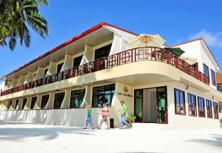 Фото отеля Sun Tan Beach Hotel 3*