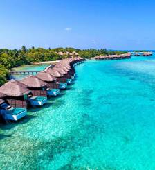 Фото отеля Sheraton Maldives Full Moon Resorst & Spa