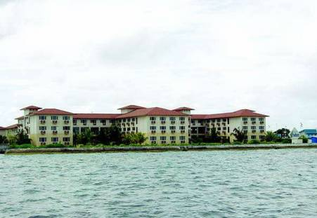 Фото отеля HULHULE ISLAND HOTEL 4*