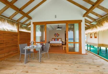 Фото отеля Kudafushi Resort & Spa 5*