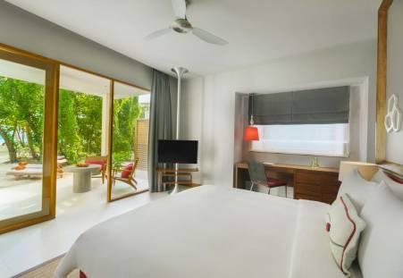 Фото отеля Dhigali Maldives 5*