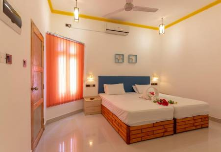 Фото отеля Dream Inn, Maldives  Sun Beach Hotel 3*