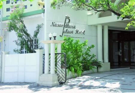 Фото отеля Nasandhura Palace Hotel 4*