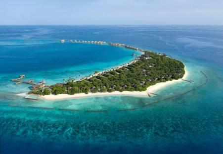 Фото отеля JW Marriott Maldives Resort & Spa