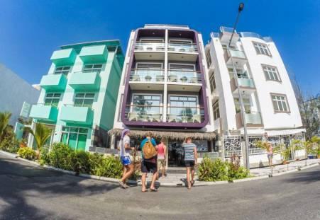 Фото отеля Hotel Ocean Grand at Hulhumale 4*