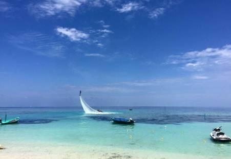 Фото отеля Akasha Beach Maafushi 3*