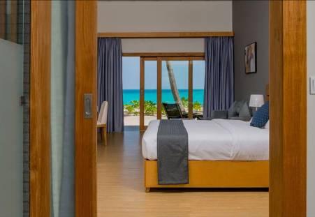 Фото отеля Fiyavalhu Maldives 4*